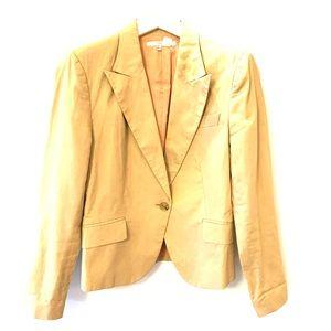 Zara summer cotton/linen blazer